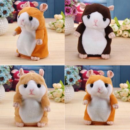 Kalbantis žiurkėnas   Atkartojantis garsus šokantis žiurkėnas