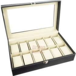 Odinė laikrodžių dėžutė, 12 skyrių