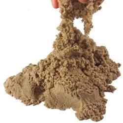 Kinetinis smėlis - natūralus