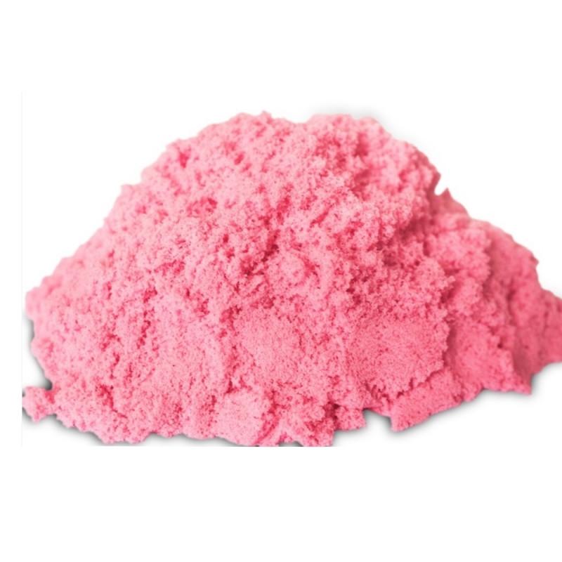 Kinetinis smėlis - rožinis