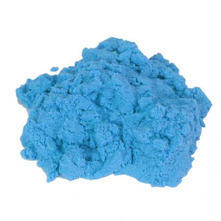 Kinetinis smėlis - mėlynas
