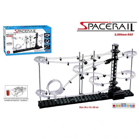 SpaceRail 1 lygio konstruktorius