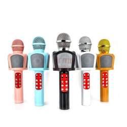 Mikrofonas su efektais ZX18