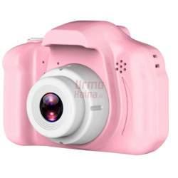 Vaikiškas fotoaparatas su ekranu Summer Vacation Q