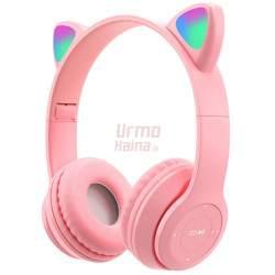 Žaidimų ausinės Cat Ears RGB 47M