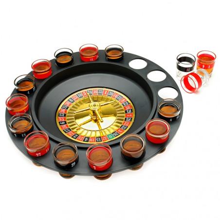 Stalo žaidimas - Gėrimų ruletė