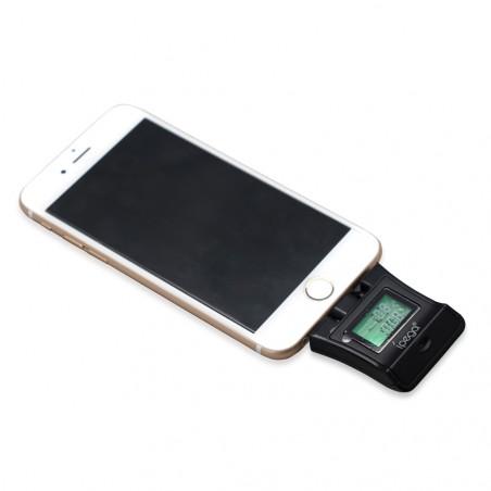Alkotesteris telefonams iPhone