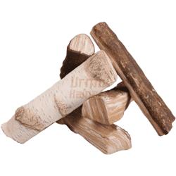Keramikinės malkos biožidiniui MIX