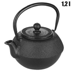 Ketaus arbatinukas su sieteliu 1,2 L