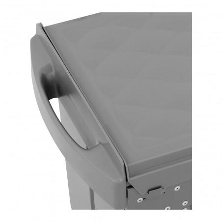 Šiukšliadėžė rūšiavimui - 2x20 L STAR_BIN_31