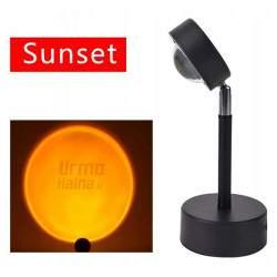 Projekcinis LED šviestuvas Sunset V1