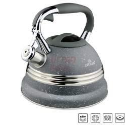 Metalinis virdulys su švilpuku ZL-5683
