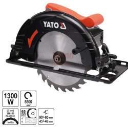 Diskinis medžio pjūklas YATO 235MM 1300W YT-82150