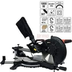 Skersinio pjovimo staklės YATO 1800 W 255 mm YT-82174