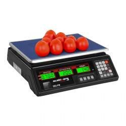 Prekybinės svarstyklės Steinberg - 35 kg / 2 g - LCD - SBS-PW-352B