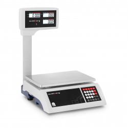 Prekybinės svarstyklės Steinberg - 30 kg / 5 g - LCD - SBS-PW-305C
