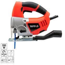 Elektrinis siaurapjūklis YATO 550 W YT-82270