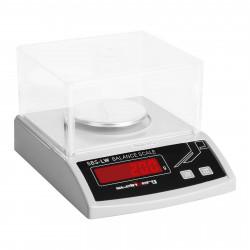 Laboratorinės graminės svarstyklės - 200 g / 1 mg - SBS-LW-200N