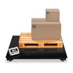 Platforminės svarstyklės - 3 t / 1 kg - SBS-BW-3T