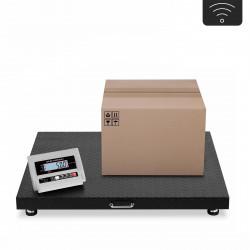 Platforminės svarstyklės - 3 t / 1 kg - belaidės - SBS-BW-3T/1KG