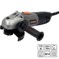 Kampinis šlifuoklis STHOR 710 W 125 mm 79095