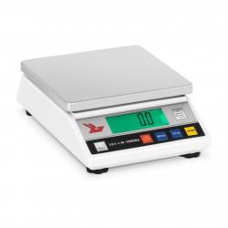 Laboratorinės graminės svarstyklės - 0,5 - 10,000 g / 0,1 g SBS-LW-10000A
