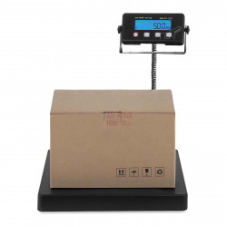 Elektroninės siuntinių svarstyklės - 150 kg / 20 g SBS-PT-150C