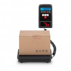 Siuntinių svarstyklės  - 100 kg / 10 g SBS-PF-100/10