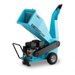 Benzininis medienos smulkintuvas HT-HECTOR 420