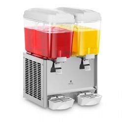 Šaltų gėrimų dozatorius - 2x18 l RCSD-36C