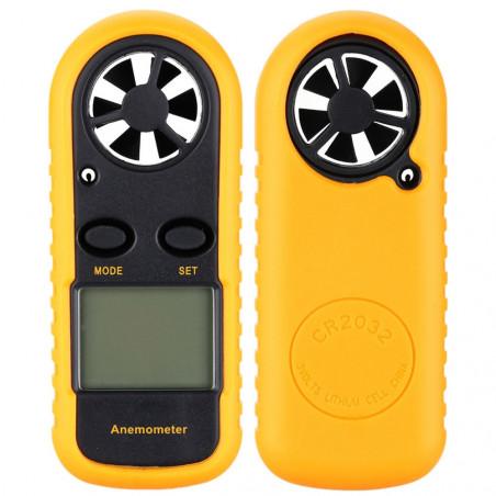 Vėjo greičio matuoklis GM816 | Anemometras GM816