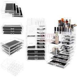 Akrilinė kosmetikos lentynėlė XL