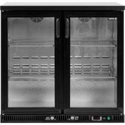Vitrininė šaldymo spinta YG-05355, 227 l