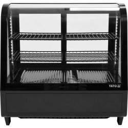 Vitrininė šaldymo spinta YG-05020, 100 l