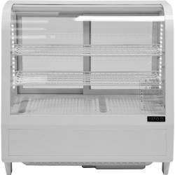 Vitrininė šaldymo spinta YG-05021, 100 l