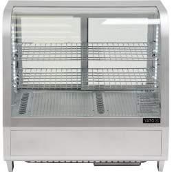 Vitrininė šaldymo spinta YG-05022, 100 l