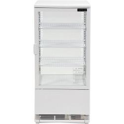Vitrininė šaldymo spinta YG-05055, 78 l