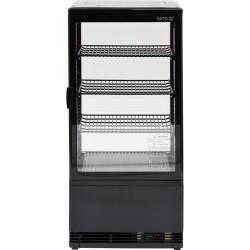 Vitrininė šaldymo spinta YG-05056, 78 l