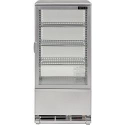 Vitrininė šaldymo spinta YG-05057, 78 l