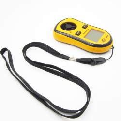 Vėjo greičio matuoklis GM89008 | Anemometras GM8908