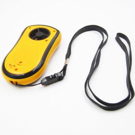 Vėjo greičio matuoklis GM89008   Anemometras GM8908