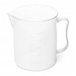 Laboratorinė stiklinė - 500 ml - 10 vnt. - SBS-LA-15