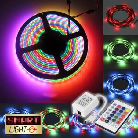 LED juosta 3528 RGB