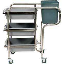 Serviravimo vežimėlis YG-09101