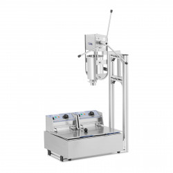 Churros gaminimo aparatas - 3 l - 2 x 2500 W - RC-CMM285
