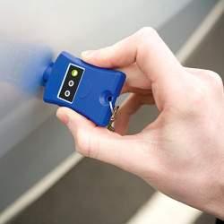 Skaitmeninis dažų storio matuoklis / dažų storio testeris pakabukas