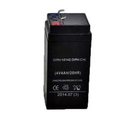 Svarstyklių akumuliatorius 4V, 4AH