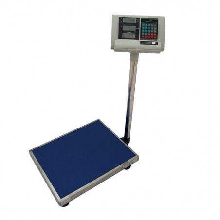 Platforminės svarstyklės 3001BL (300 kg, 60x45)