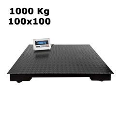 Platforminės svarstyklės Steinberg Systems 1000 kg BW1T