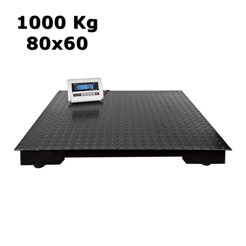 Platforminės svarstyklės Steinberg Systems 1000 kg BW1T 80X60